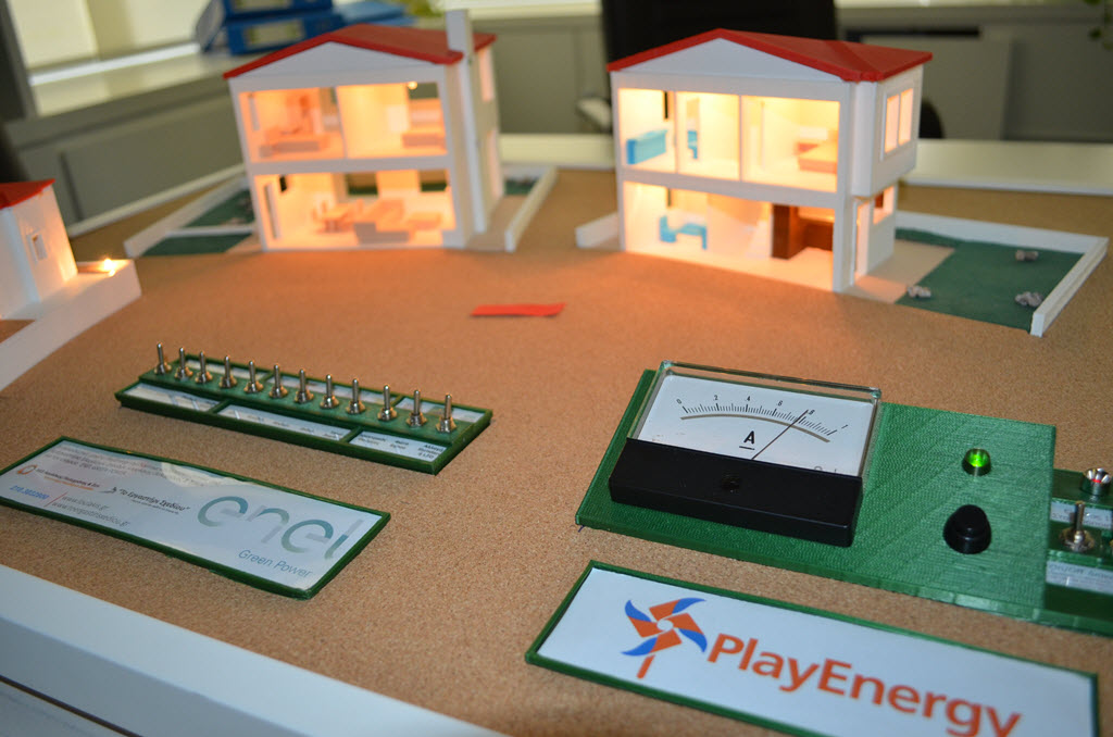 Athens Science Festival – Play Energy Project